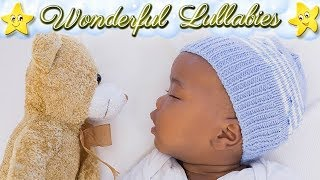 Super Soft Relaxing Baby Piano Lullaby Sleep Music ♥ Best Bedtime Hushaby ♫ Good Night Sweet Dreams