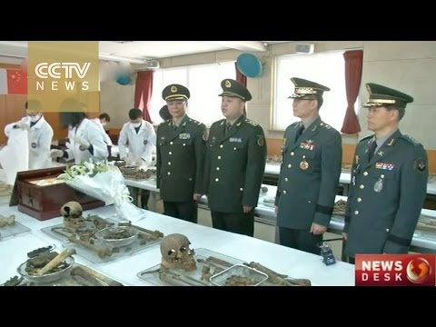 S. Korea to return remains of Chinese soldiers