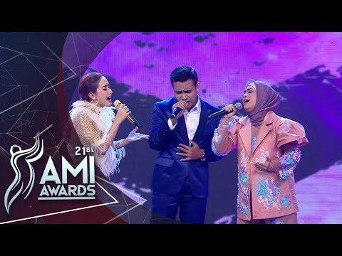 "Ikke Nurjannah, Cita Citata, Fildan ""Terlena"" | AMI AWARDS 2018"