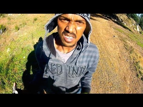 South African Bike Robbery Captured on GoPro Video