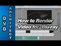 How to Render Video for BluRay Disc using Movie Studio Platinum 12