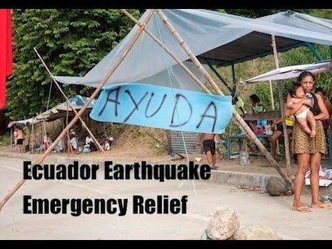 Ecuador Earthquake Disaster Relief * 40 Rocket Fire Stoves to Ec coast HD