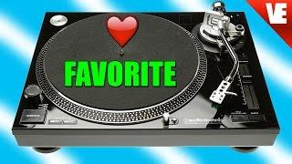 Record Players: TOP FAVORITE - Audio Technica LP120!