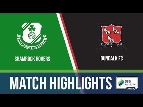 HIGHLIGHTS: Shamrock Rovers 2-5 Dundalk