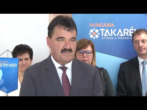 20191004 hirado megujult fiokot adott at a hungaria takarek