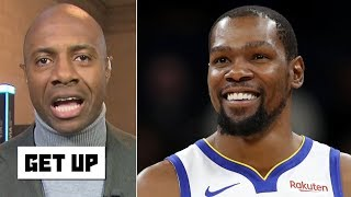 I'll be shocked if Kevin Durant doesn't play in Game 5 - Jay Williams | Get Up