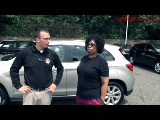 Philly Drive | 2014 Outlander Sport | Customer Reviews | Philadelphia