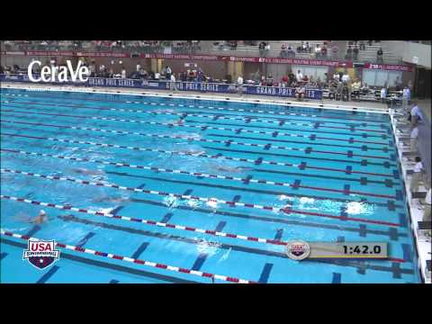 Women's 200m Breaststroke A Final - 2012 Columbus Grand Prix