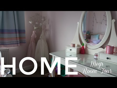 Girl's Bedroom Tour ǀǀ HOME TOUR