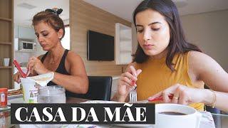 CASA DA MINHA MÃE | shopping, crossfit, comidinhas e dia com a gente!