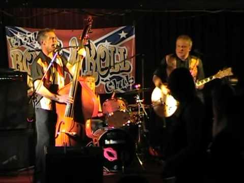 Danny Cedrone Cover Of Rockaround The Clock Guitar Solo.mpg
