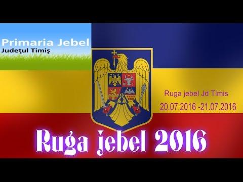 Ruga Jebel 2016 Simona Nicolae Petrica Miulescu Irimica #1