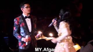 AIM 2014 - JODOH PASTI BERTEMU - AFGAN FT. ROSSA