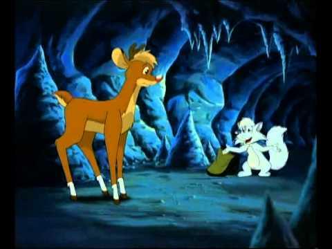 Rudolph le petit renne au nez rouge youtube - Dessin de renne au nez rouge ...