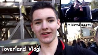 Walk on im Toverland mit Kirmesbeats - Vlog 7