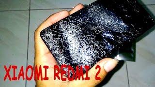 Ganti/Replacement LCD Xiaomi Redmi 2 (Papan mic/Charging micro USB)