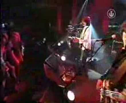 BERNARD BUTLER BAND LIVE ON VIDEOTECH 'YOU MUST GO ON' Rare