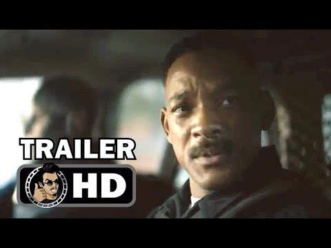 BRIGHT Official Trailer (2017) Will Smith Sci-Fi Action Movie HD streaming vf