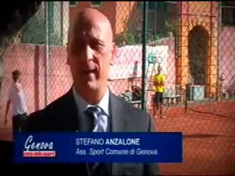 Stefano Anzalone – Genova Città dello Sport – Quinta Puntata