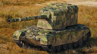 World of Tanks FV4005 Stage II - 10 Kills 13,9K Damage