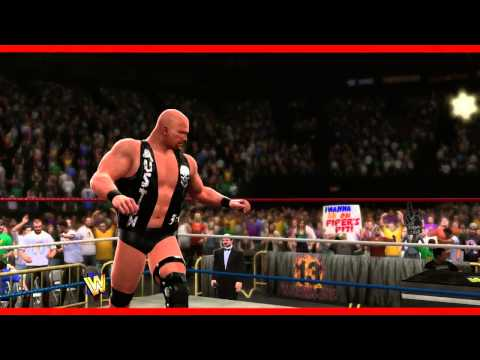Stone Cold Steve Austin WWE 2K14 Entrance and Finisher (Official...