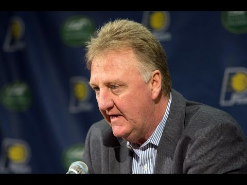 Larry Bird Resigns As President Of The Indiana Pacers | SeriousMindsTV