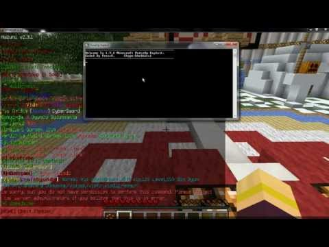 PvPGamingTR Minecraft ForceOp  Exploit