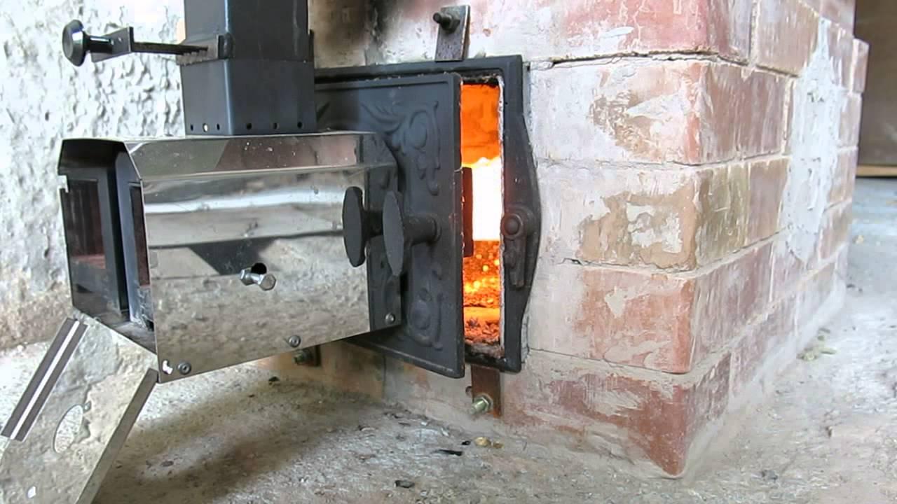 Как сделать пеллетная горелка 836