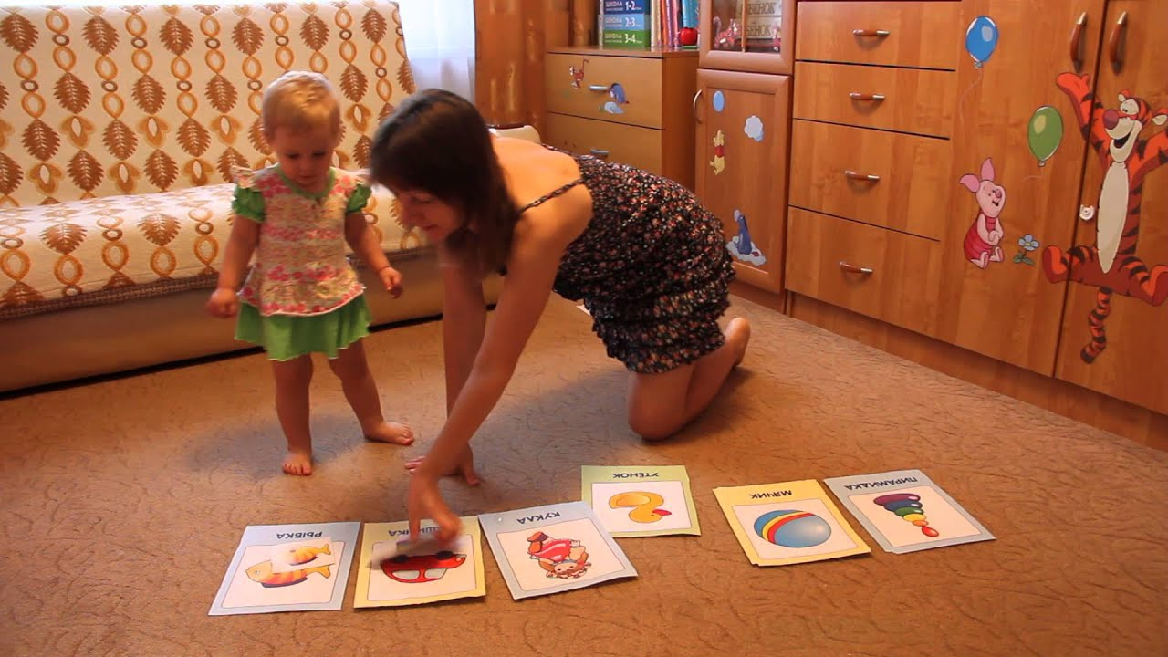 Как помочь развиваться ребенку до года