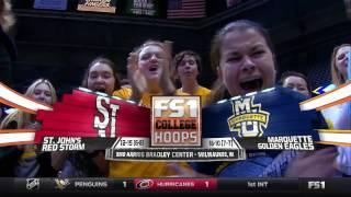 #BIGEASThoops Highlights: Marquette vs. St. John