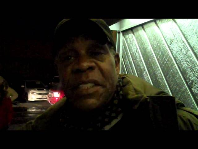 Danny Glover - Which Fellow Actor Made You Raise Your Own Game?