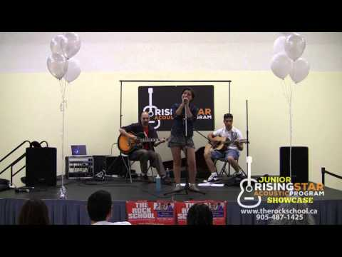The Rock School Junior Rising Star Program - Video 2 - 06/03/2014