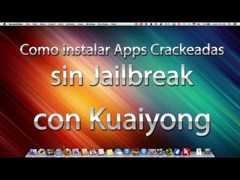 Instalar Apps Crackeadas sin Jailbreak con Kuaiyong