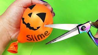 HAZ SLIME EXPLOTANDO GLOBOS 💦 Slime CHALLENGE