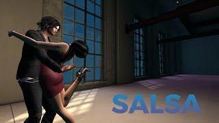 Ed Sheeran—Shape of You – Salsa – Vista Animations Couples - Second Life