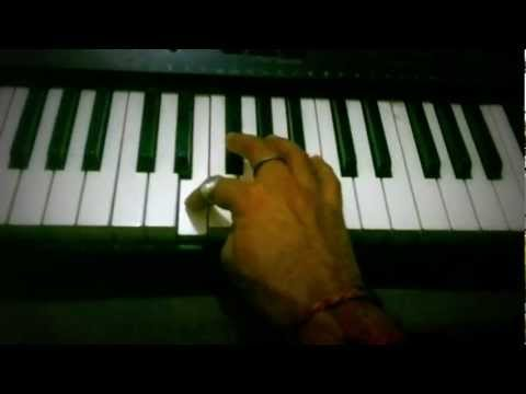Pani Da Rang (Vicky Donor) Piano Cover By Ashish Agarwal