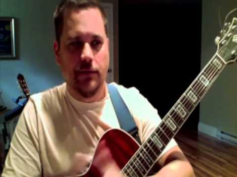 Will Kriski - A Robert Conti Jazz Guitar Student!