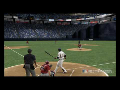 MLB 09 The Show Carlos Lee HR Video