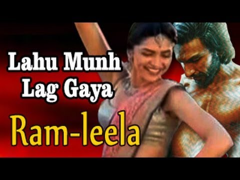 Lahu Munh Lag Gaya Song Ram-leela ft. Deepika Padukone Ranveer...