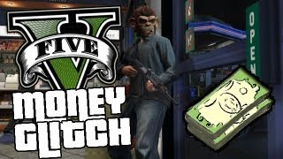 GTA 5 Online Money Cheat! GTA V Infinite/Unlimited Money Glitch Tutorial ($1 Million Easy)
