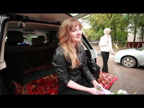 Самое необычное предложение в России - The Best wedding proposal in Russia