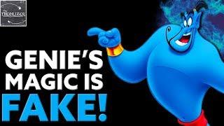 Aladdin: Jafar and Genie Are Secretly POWERLESS!