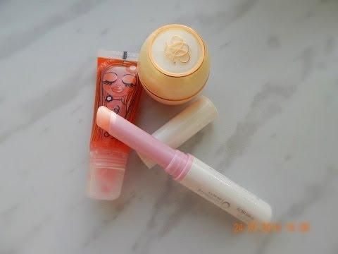 Как сделать самой бальзам для губ