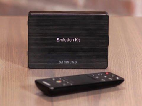Samsung's Evolution Kit gives a brain transplant to smart TVs