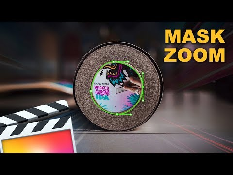 "SIMPLE ""MASK ZOOM"" EFFECT 