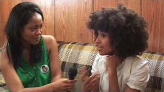 Esperanza Spalding - Roots Picnic Interview