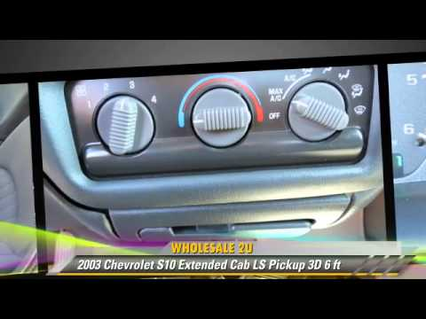 How To Install Replace Remove Door Panel Chevy S10 and GMC S15 99-04