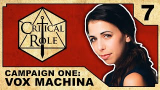 The Throne Room Critical Role Rpg Show Episode 7