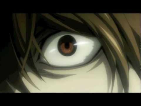 Death Note HD trailer