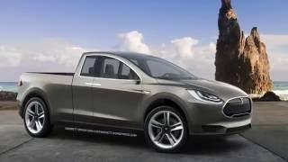 Tesla Truck and Master Plan 2